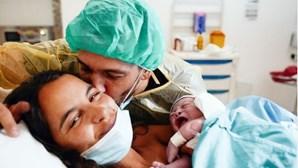Já nasceu o filho de Pedro Teixeira e Sara Matos. Veja a imagem