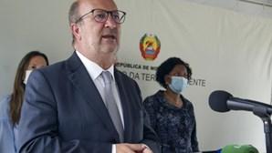 """Portugal satisfeito com projetos em Moçambique, quer continuar a ser """"útil"""""""