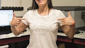 Esta t-shirt atenua o efeito da menopausa e foi criada por uma portuguesa