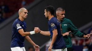 Lesão de Pepe gera alarme no FC Porto