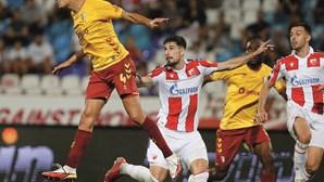 Sp. Braga entra com o pé esquerdo na Liga Europa