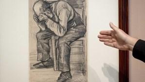 Quadro de Van Gogh nunca antes visto exibido pela primeira vez em Amesterdão