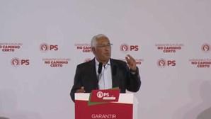 """""""Investir e apostar na diversificação da base económica do Algarve"""", disse António Costa"""