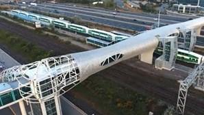 Ponte fechada pedonal de Ontário entrou no Guinness como a mais longa do Mundo