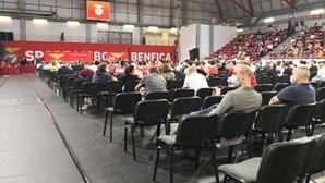 Gritos, tensão e contestação na Assembleia-Geral Extraordinária do Benfica