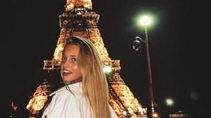 Margarida Corceiro em Paris após rumores de separação de João Feliz