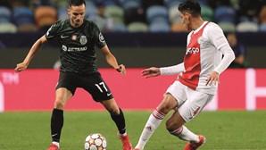 Pablo Sarabia aponta ao onze do Sporting para jogo com o Estoril