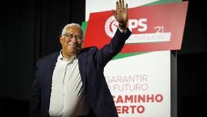 Costa na Madeira para apoiar recandidaturas do PS