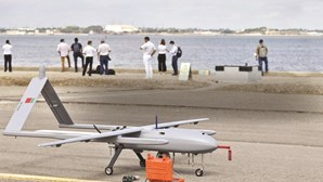 Jogos de guerra: Maior exercício de drones do mar traz 17 países a Troia