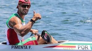 Fernando Pimenta conquista medalha de prata nos Mundiais