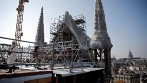 Concluídas obras de segurança e consolidação da catedral de Notre-Dame em Paris