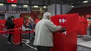 Benfica anuncia eleições com mesas de voto em todos os distritos de Portugal