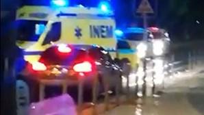 Dois jovens esfaqueados durante a madrugada em Lisboa