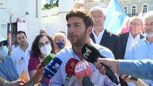 """Líder do CDS imputa tiroteio em Palmela a """"forças extremistas"""" e diz que partido não se deixa intimidar"""