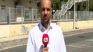 Homem esfaqueado junto à estação de comboios de Santos em Lisboa
