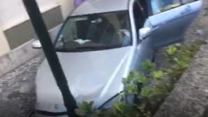Mulher atropelada em passadeira em Oeiras