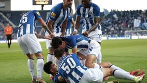 FC Porto goleia Moreirense por 5-0 e fica a um ponto da liderança da Liga