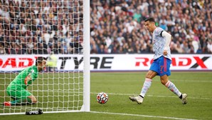 Ronaldo lidera reviravolta do Manchester United frente ao West Ham