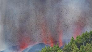 Espanha ativa protoloco sobre vulcões mas não suspende voos para as Canárias