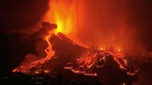 Os sete perigos da erupção do vulcão de La Palma, nas Canárias