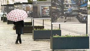 Outono ameno e com chuva no sul do País