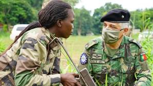 Equipa de general português formou três mil militares na República Centro-Africana
