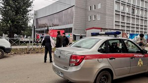 Seis mortos e vários feridos em tiroteio na Universidade de Perm na Rússia