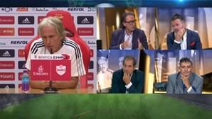 """Rodolfo Reis sobre presidência do Benfica: """"Rui Costa aproveitou-se da detenção de Luís Filipe Vieira"""""""