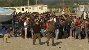 Portugal recebeu no domingo grupo de 80 refugiados afegãos
