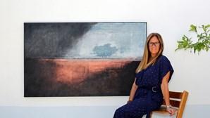 """""""A sense of [E]motion"""" Exposição de pintura abstracta"""