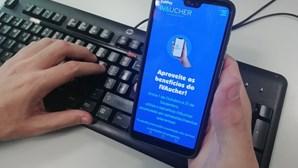 Contribuintes vão receber valor do IVAucher na próxima semana através do telemóvel