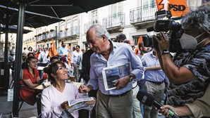 'Bazuca' de António Costa é uma metralhadora, ironiza Rui Rio