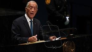 Marcelo espera que Biden contribua com ações para o multilateralismo