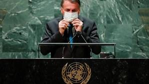 """ONG ambientais e oposição acusam Jair Bolsonaro de """"mentir"""" em discurso na ONU"""