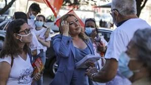 """""""Independentemente do resultado será sempre uma vitória para a Amadora"""", diz Suzana Garcia"""