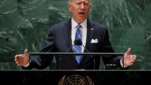"""""""Mundo enfrenta década decisiva"""": Biden discursa na Assembleia Geral da ONU"""