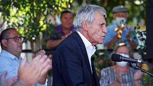 Jerónimo exige ao Governo que cumpra palavra e construa posto da GNR em Alpiarça