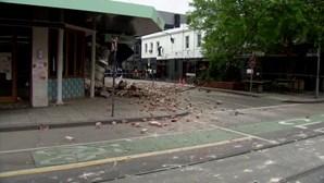 Sismo de magnitude 5,9 registado na Austrália