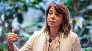 """Fazer da pandemia um """"braço de ferro eleitoral"""" é um erro, diz Catarina Martins"""