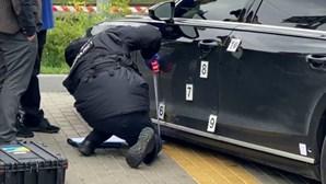 Assessor do presidente da Ucrânia sobrevive a tentativa de homicídio