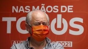 """Rio diz que Governo """"procura influenciar voto"""" nas autárquicas com notícia de levantamento de restrições"""