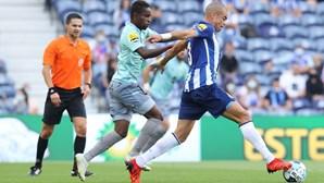 Marítimo exige 1,3 milhões de euros por venda de Pepe ao Real Madrid