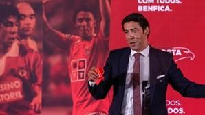 """Rui Costa diz que a formação do Benfica tem """"sempre aberta a porta"""" da equipa principal"""