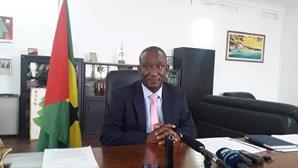 Ministro das Finanças de São Tomé e Príncipe demitiu-se