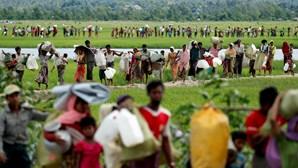 Cerca de 8 mil pessoas em Myanmar forçadas a fugir após ataques de exército