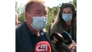 """Presidente da junta de Camarate: """"Esta é uma via muito problemática"""""""