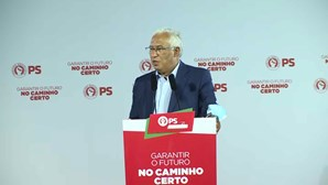 """Costa: """"Viraremos a página desta crise com solidariedade, não com austeridade"""""""