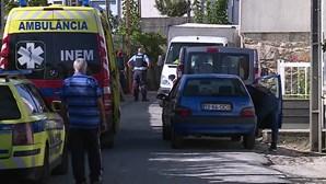 """""""Pode voltar a casa e viver em paz"""": Moradores aguardam regresso viúva do duplo homicida de Braga"""