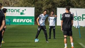 """""""Pote vai parar até às seleções"""", confirma Rúben Amorim"""