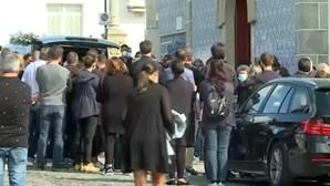 Funeral do casal morto pelo cunhado em Pedralva